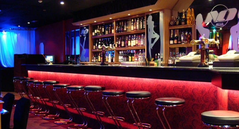 St Paul Strip Bars