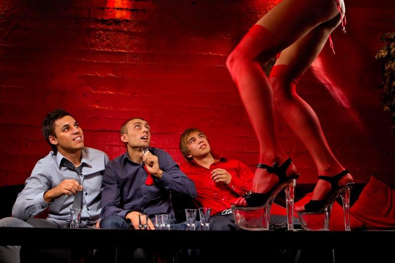 Strip clubs in Kiev
