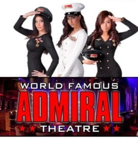 Admiral gentlemens club chicago