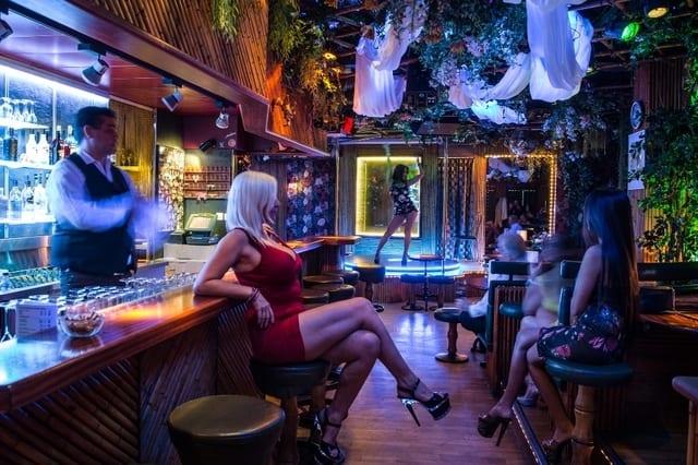 Zurich and strip clubs