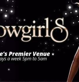 Showgirls Brisbane
