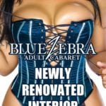 Blue Zebra Cabaret