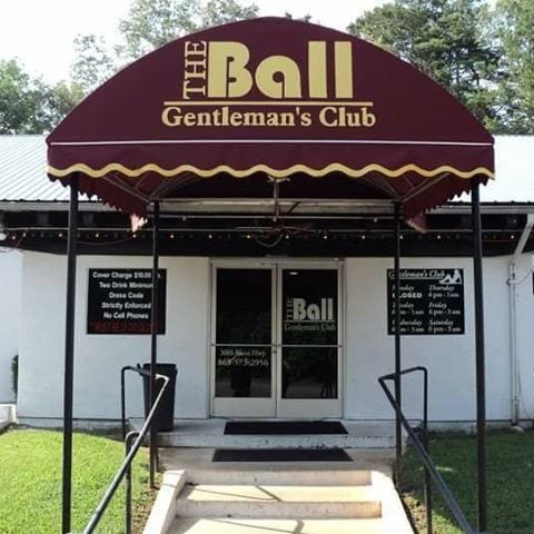 Greeneville tennessee strip club