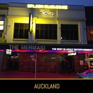 Mermaids strip bar wellington, in water hard fucking