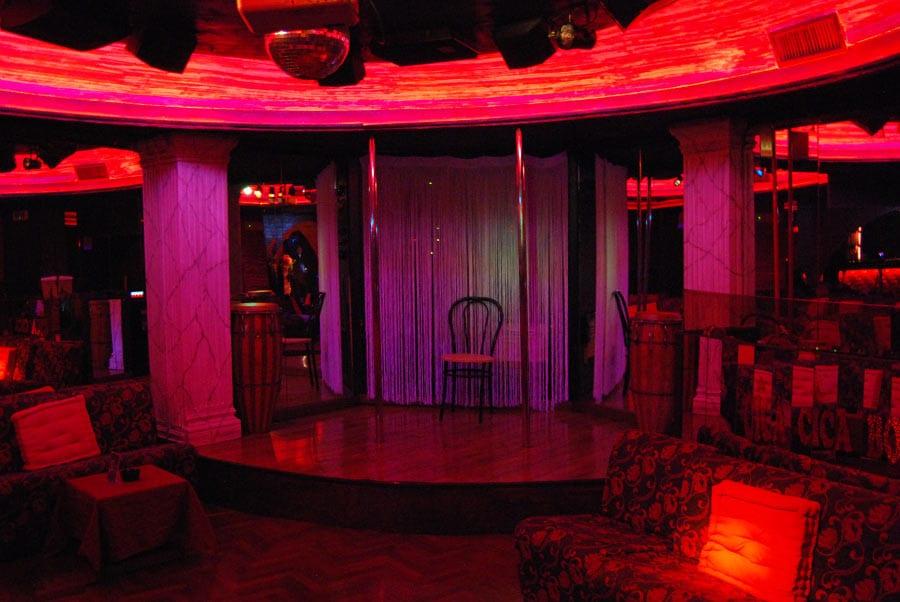 Cica Cica Boom Gentlemens club in Rome - Stripclubguide.com