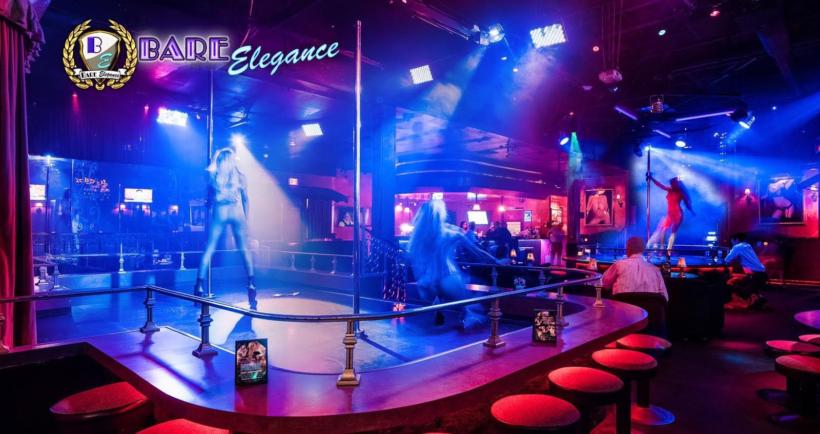 Strip club in los angeles