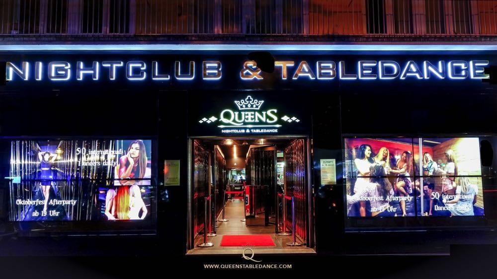 queens stripclub tabledance. Black Bedroom Furniture Sets. Home Design Ideas